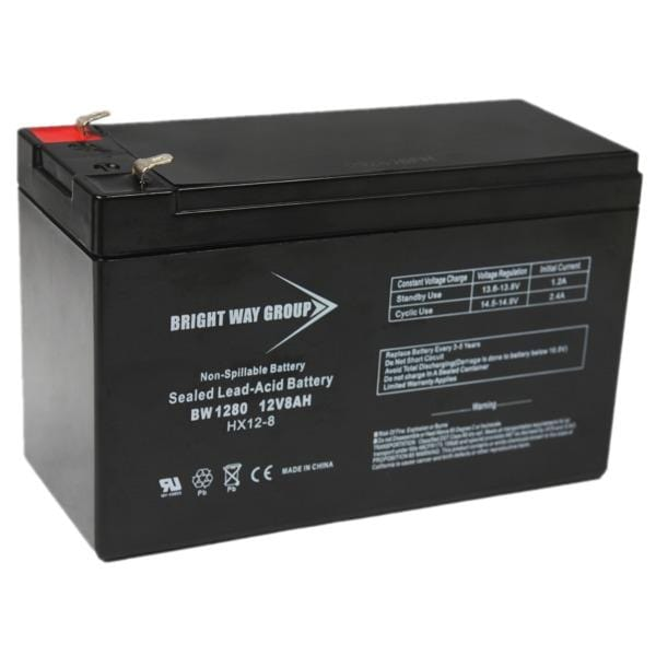 BWG 1280 F2 Battery