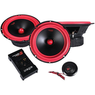 "Vega Series 6.5"" 400-Watt 2-Way Component Speaker System"