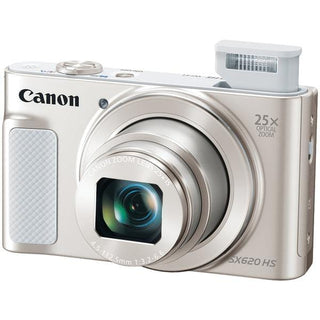 20.2-Megapixel PowerShot(R) SX620 HS Digital Camera (Silver)
