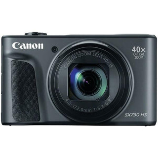 20.3-Megapixel PowerShot(R) SX730 Digital Camera (Black)