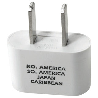 Adapter Plug for North & South America, Caribbean & Japan
