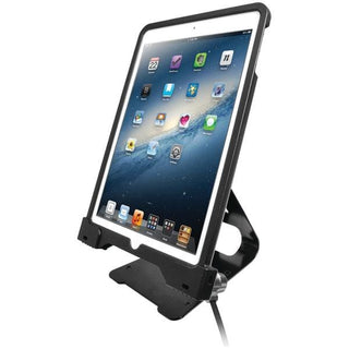 Antitheft Security Case with Stand for iPad(R) Gen. 6 (2018), iPad(R) Gen. 5 (2017), iPad Pro(R) 9.7, iPad Air(R) 2 & iPad Air(R)