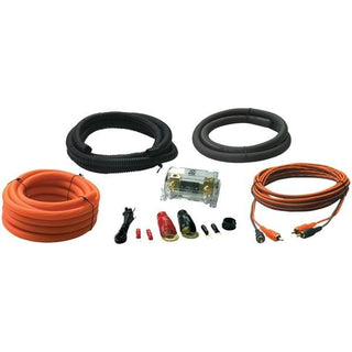 Amp Installation Kit with ANL Fuse Holder (0 Gauge, 150A ANL Fuse, ANL Fuse Holder)