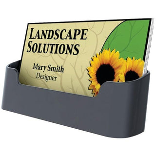Sustainable Office(TM) Single Business Card Holder