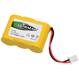 3-1-2AA-U Replacement Battery