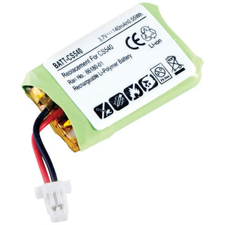 BATT-CS540 Replacement Battery