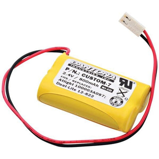 CUSTOM-7 Rechargeable Replacement Battery