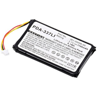 PDA-337LI Rechargeable Replacement Battery