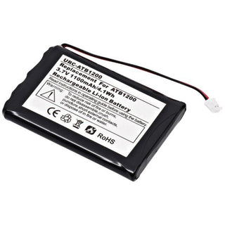 URC-ATB1200 Rechargeable Replacement Battery
