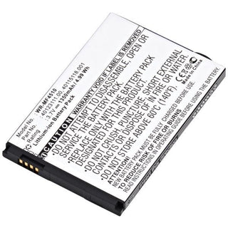 WR-MF4510 Rechargeable Replacement Battery