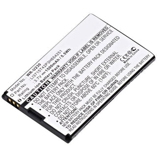 WR-U230 Rechargeable Replacement Battery