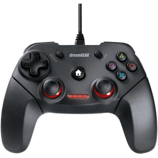 dreamGEAR DGPS3-3880 Shadow Wired Controller for PS3 & PC