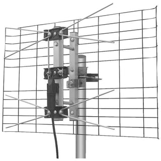 DIRECTV(R)-Approved 2-Bay UHF Outdoor Antenna