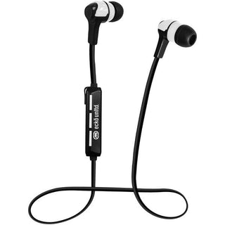 Trek Bluetooth(R) Earbuds with Microphone (White)