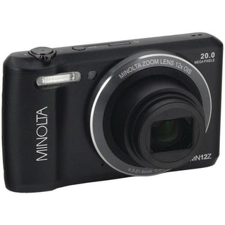 20.0-Megapixel HD Wi-Fi(R) Digital Camera (Black)