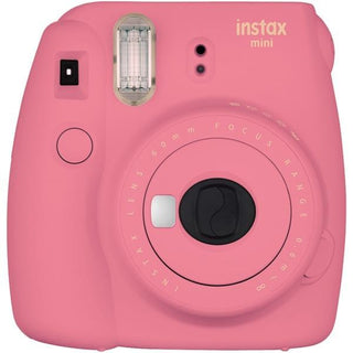 instax(R) mini 9 Instant Camera (Flamingo Pink)