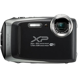 16.4-Megapixel FinePix(R) XP130 Digital Camera (Dark Silver)