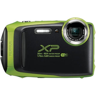 16.4-Megapixel FinePix(R) XP130 Digital Camera (Lime)