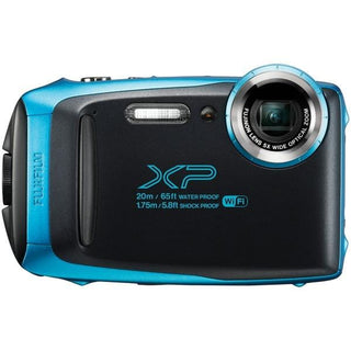16.4-Megapixel FinePix(R) XP130 Digital Camera (Sky Blue)