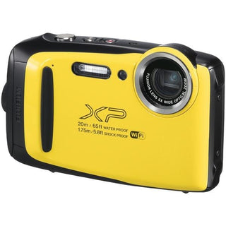 16.4-Megapixel FinePix(R) XP130 Digital Camera (Yellow)