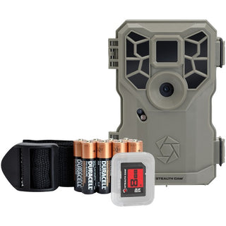 14.0-Megapixel NO GLO FX Shield Camo Trail Cam