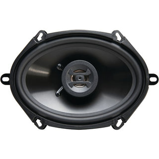 "Zeus(R) Series Coaxial 4ohm Speakers (5"" x 7""-6"" x 8"", 2 Way, 250 Watts max)"