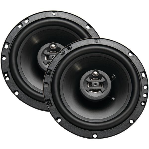"Zeus(R) Series Coaxial 4ohm Speakers (6.5"", 3 Way, 300 Watts max)"