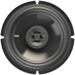 "Zeus(R) Series Coaxial 4ohm Speakers (6.5"" Shallow Mount, 3 Way, 300 Watts max)"