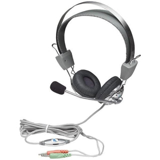 Stereo Headset with In-Line Volume Control
