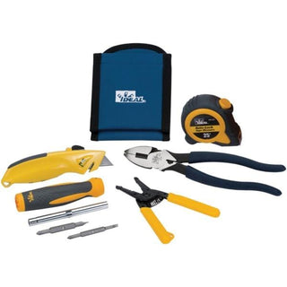 6-Piece Handyman Electrician's Hip Tool Kit