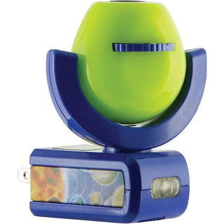Jasco Projectables 13347 Outdoor Fun 6-Image LED Tabletop Projectable Night-Light