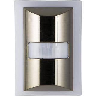 60-Lumen Motion-Boost LED Night-Light (Brushed Nickel)