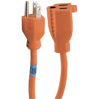Indoor-Outdoor Extension Cord (25 Feet)