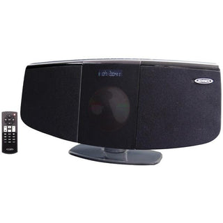 Bluetooth(R) Wall-Mountable Music System with CD Player