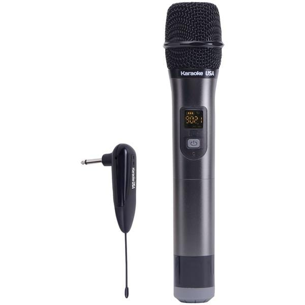 WM900 900MHz UHF Wireless Handheld Microphone