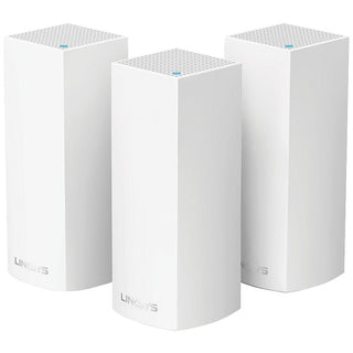 Linksys WHW0103 Velop Intelligent Mesh Wi-Fi System, 3 pk