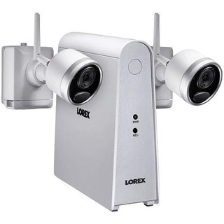 Lorex LHWF16G32C2B 1080p Full HD Wire-Free Security System with 2 Cameras