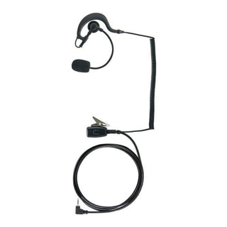 Earpiece with Boom Microphone
