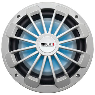 "Nautic Series 10"" 600-Watt Shallow Subwoofer (With LED Illumination)"