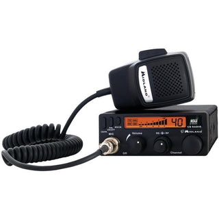 Full-Featured CB Radio with Weather Scan Technology