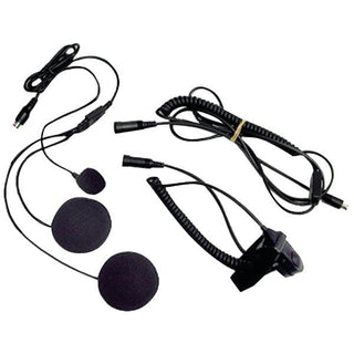 2-Way Radio Accessory (Closed-Face Helmet Headset Speaker-Microphone)