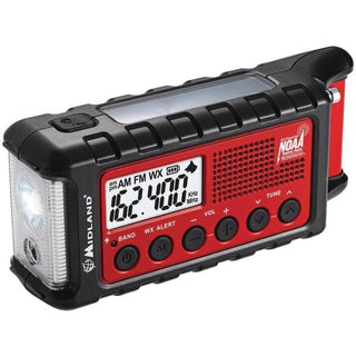 E+Ready(R) ER310 Emergency Crank Weather Radio