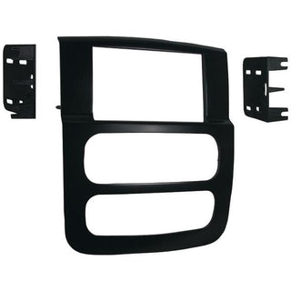 2002-2005 Dodge(R) Ram Double-DIN Black