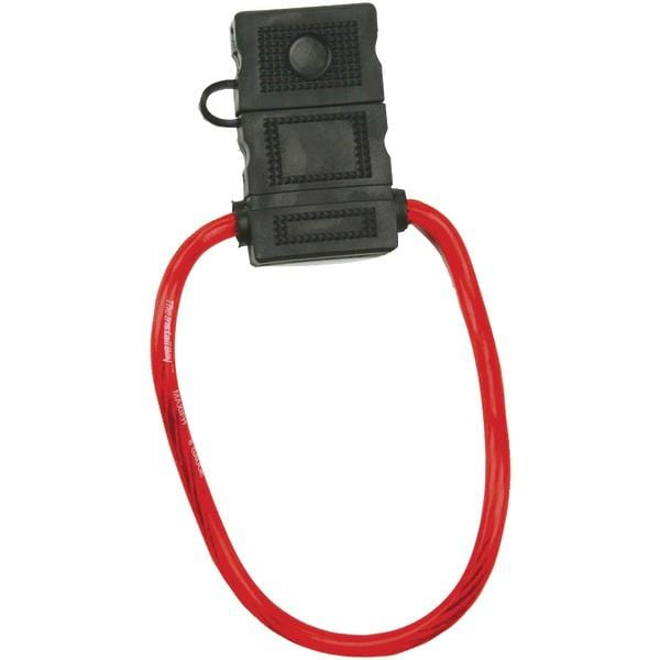 Maxi 8-Gauge Fuse Holder with Cover (Single)