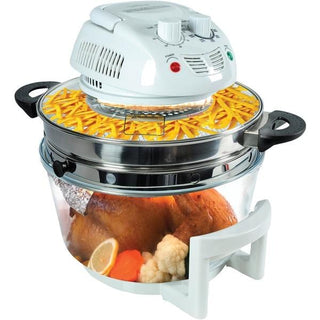 NutriChef AZPKAIRFR48 Halogen Oven Air-Fryer-Infrared Convection Cooker