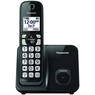 Expandable Cordless Phone with Call Block (Single Handset)