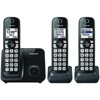 Expandable Cordless Phone with Call Block (3 Handsets)