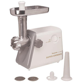 Panasonic MKG20NRW Heavy-Duty Meat Grinder