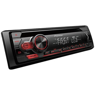 Pioneer DEH-S1100UB Single-DIN In-Dash CD Player with USB