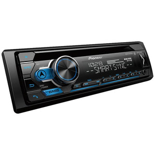 Pioneer DEH-S4100BT Single-DIN In-Dash CD Player with Bluetooth